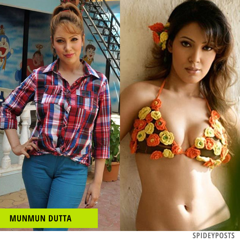 Hot pics of Munmun Dutta Babita Ji