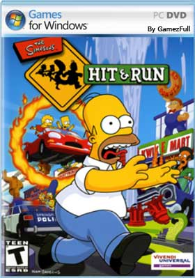 Descargar Los Simpsons Hit & Run pc full español mega y google drive.