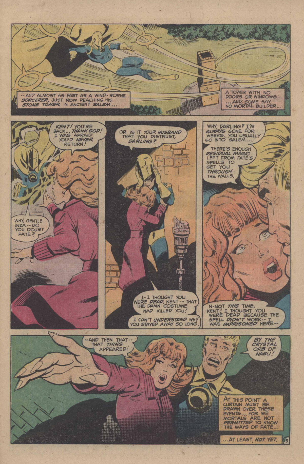 Read online All-Star Comics comic -  Issue #70 - 27