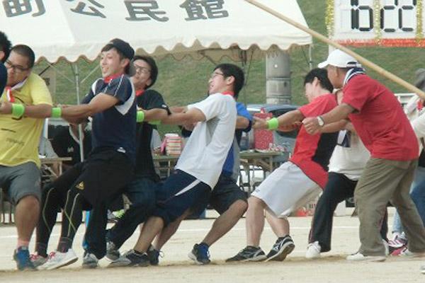 31期スポーツマン?!波方運動会参加!