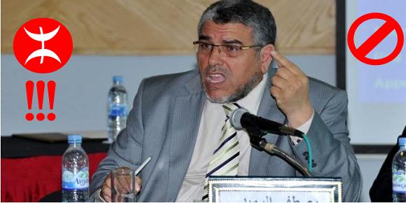 مططفى الرميد وزير حقوق الانسان