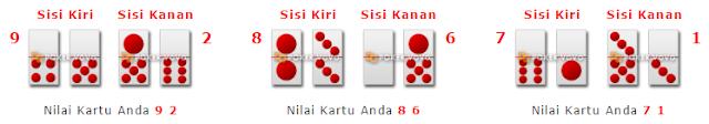 Cara Bermain Kartu Domino