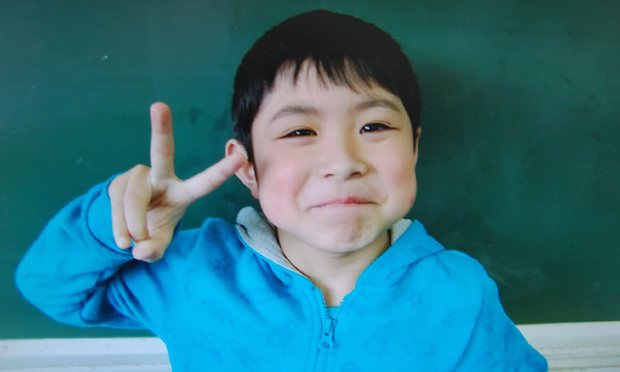 Yamato Tanooka, 7, was abandoned by his parents in a bear-inhabited forest