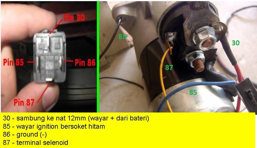 Pictures On Wiring Relay Kereta