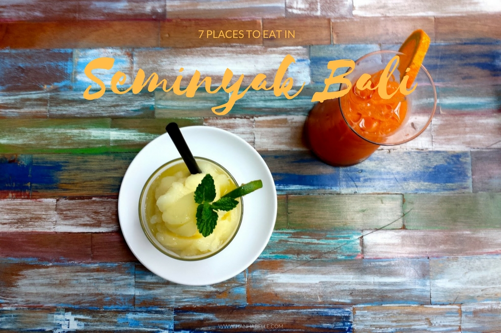 BEST PLACES TO EAT IN SEMINYAK, BALI