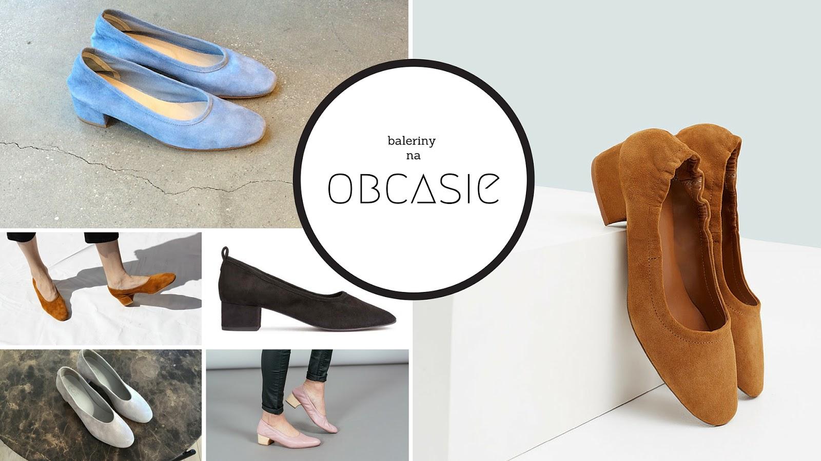buty block heel | jak nosic buty w stylu babci | moda na baleriny | blogi o modzie | co bedzie modne wiosna | co warto kupic z nowej kolekcji
