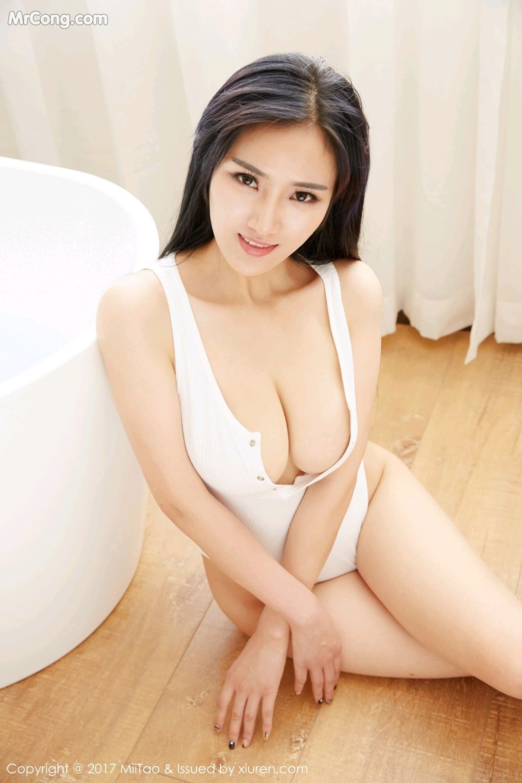 Image MiiTao-Vol.075-Meng-Xi-MrCong.com-006 in post MiiTao Vol.075: Người mẫu Meng Xi (梦溪) (51 ảnh)