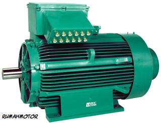 Defenisi Motor AC dan Jenis-Jenis Motor AC Terbaru