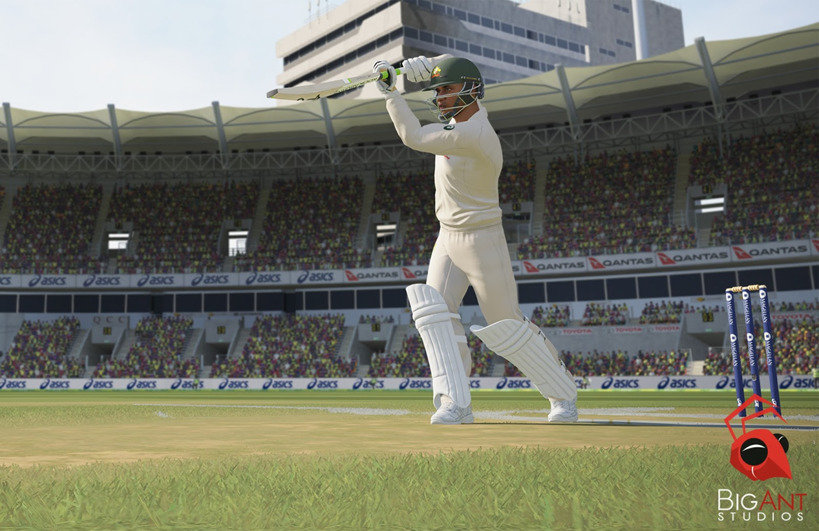 Ashes Cricket Free Download - Ocean of Games