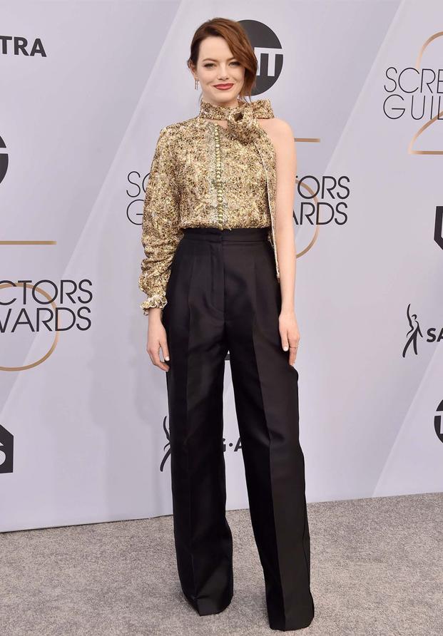Emma Stone SAG awards 2019