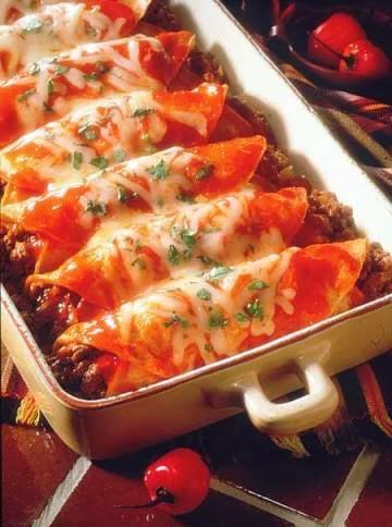 Beef Enchiladas – Tasty Apron