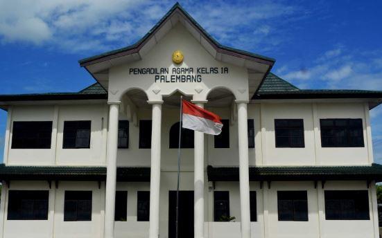 Alamat Lengkap dan Nomor Telepon Pengadilan Agama Se-Provinsi Sumatera Selatan
