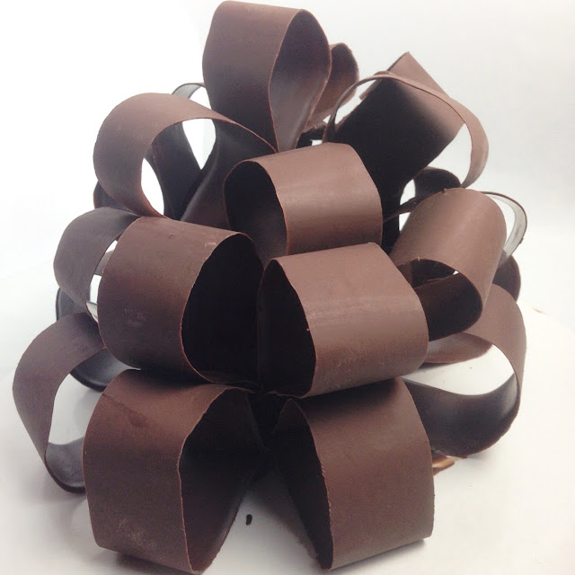 Fitting the Top Layer of Loops for the Chocolate Bow