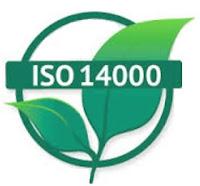 Certificado da Norma ISO 14000