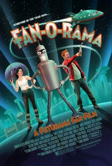 Fans hicieron este Tráiler de'Futurama' en live-action