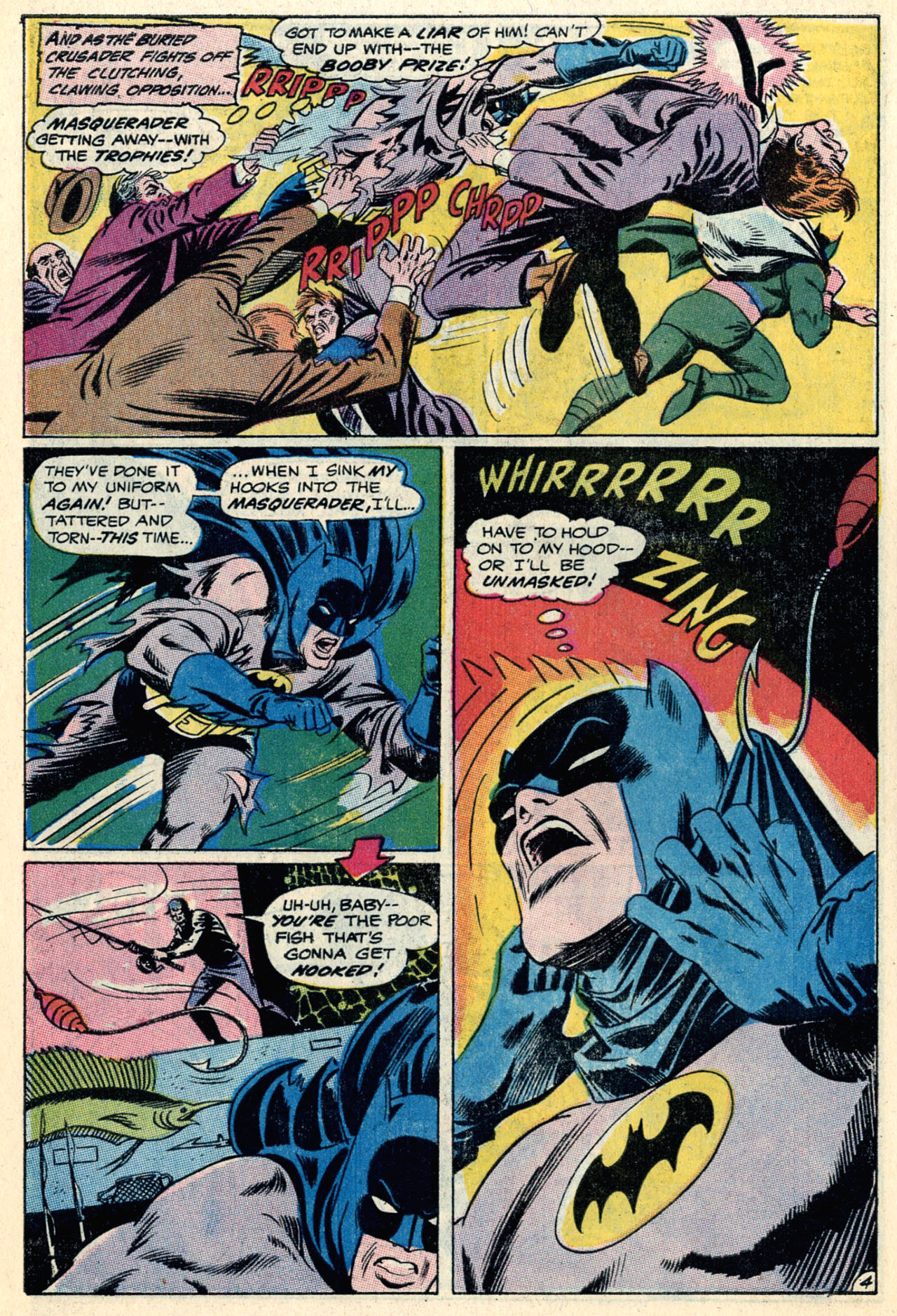 Detective Comics (1937) 390 Page 5