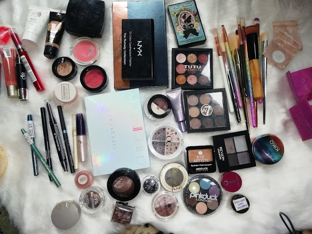 limpieza de maquillaje, cosmeticaolga