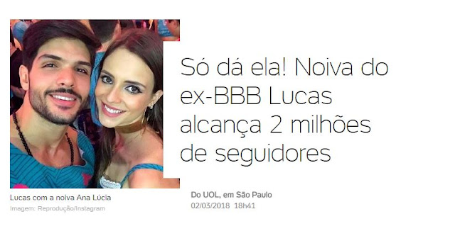 noiva do lucas