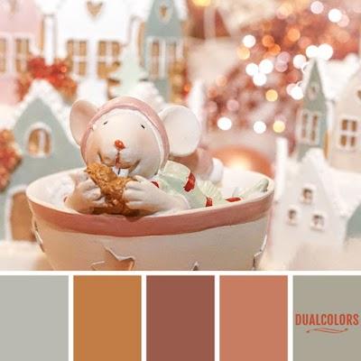 Color Paleta 83