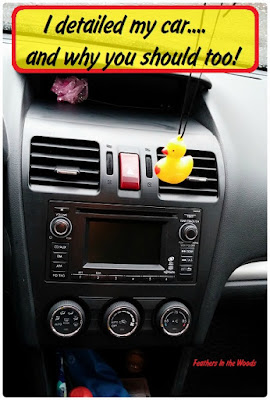 keep your car clean the easy way!