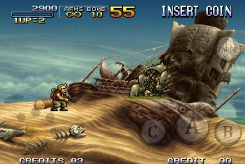 Download Metal Slug Android