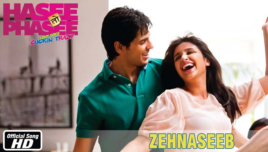 Zehnaseeb Guitar TABS | Hasee Toh Phasee - TheDeepak Com