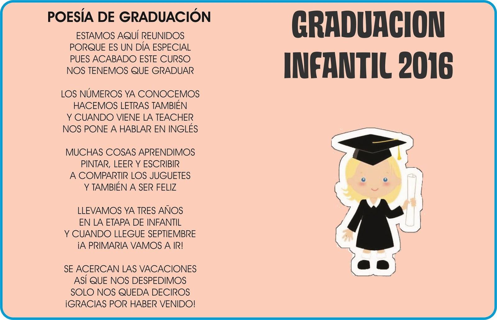 LOS PEQUES DEL CRISTO: Graduación Niños Y Niñas 5 Años