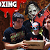 BOX OF DREAD (September 2015) | Horror Unboxing - Cannibals!