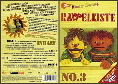Rappelkiste. 1973–1984. DVD 3.