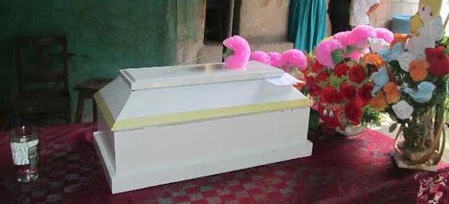 Muere niña de 2 meses por bombas lacrimógenas de la GNB