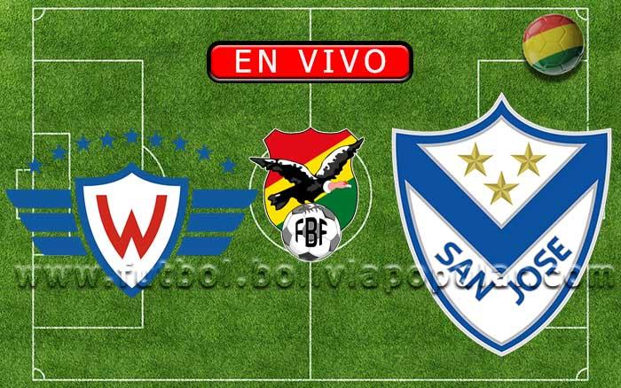 【En Vivo】Wilstermann vs. San José - Torneo Clausura 2019