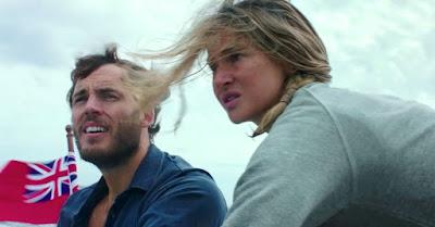 Adrift 2018 movie Image