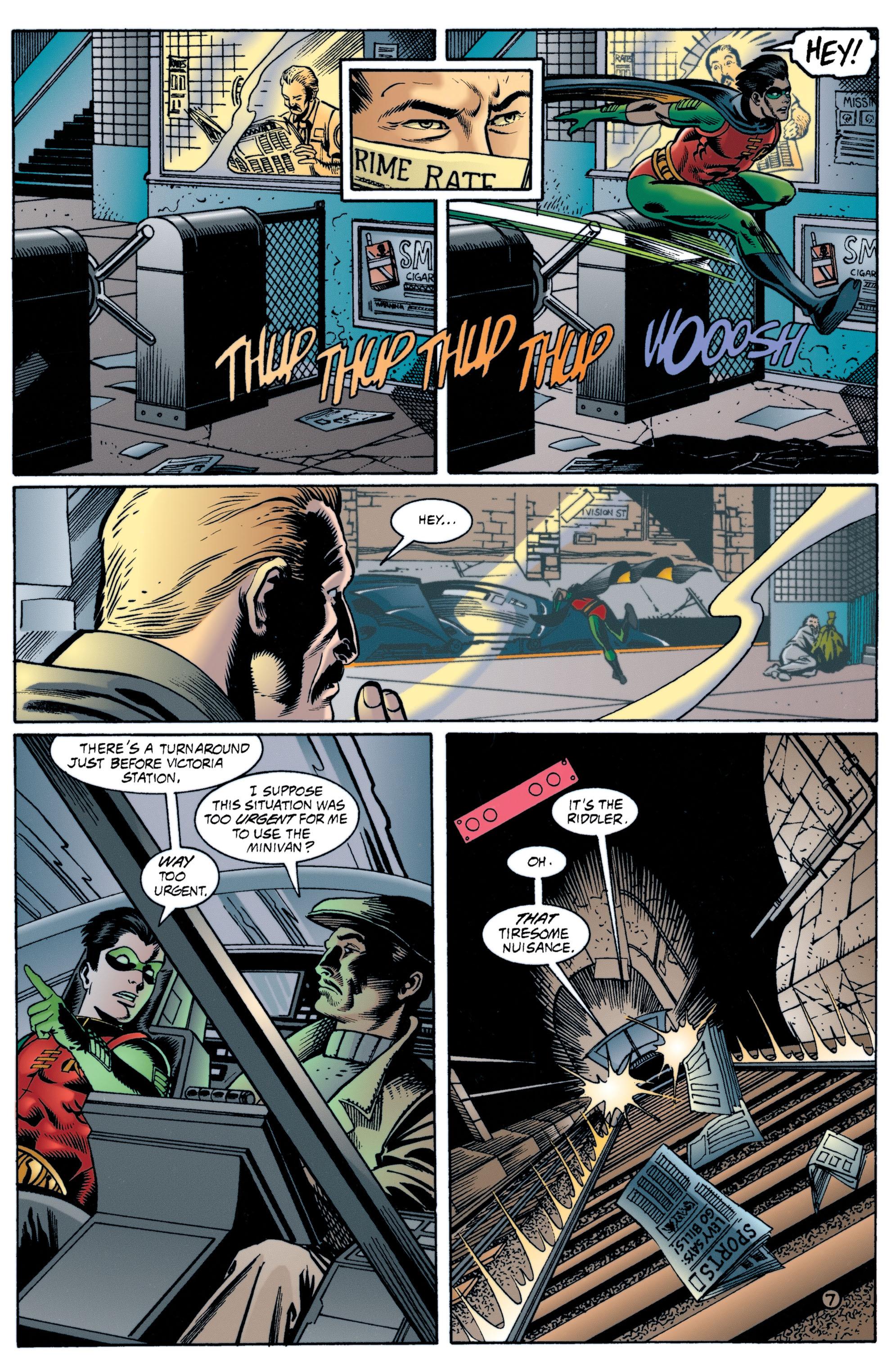 Detective Comics (1937) 706 Page 7