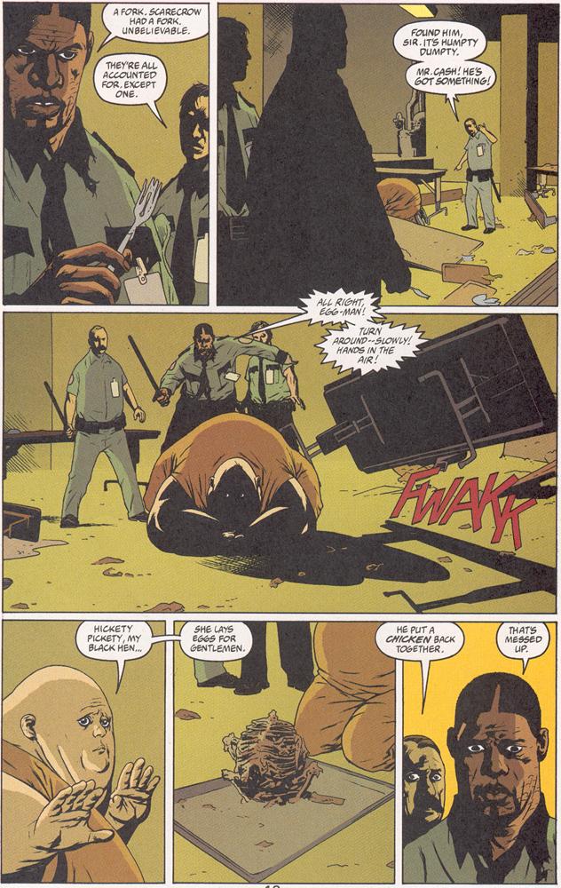 Read online Arkham Asylum: Living Hell comic -  Issue #2 - 13