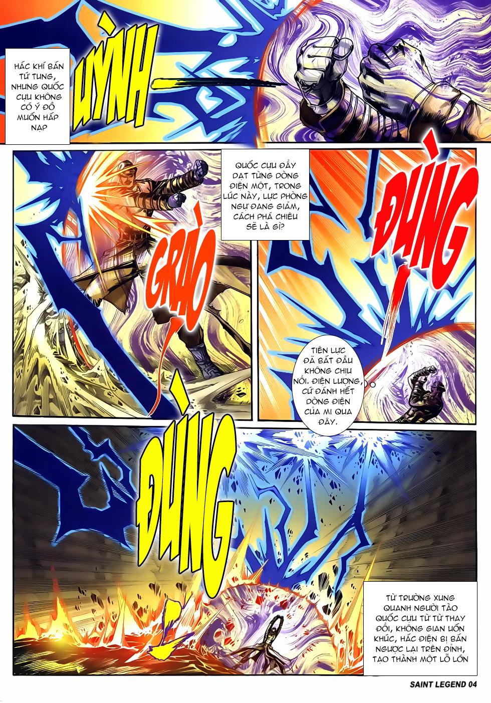 Bát Tiên Đạo chap 84 - Trang 4