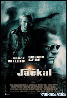 Phim Chó Rừng-The Jackal (1997) [Full HD-VietSub]