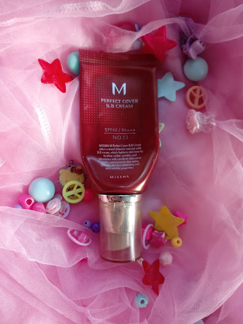 ❤ Missha M Perfect Cover BB Cream SPF 42 PA+++ No.13 REVIEW ❤