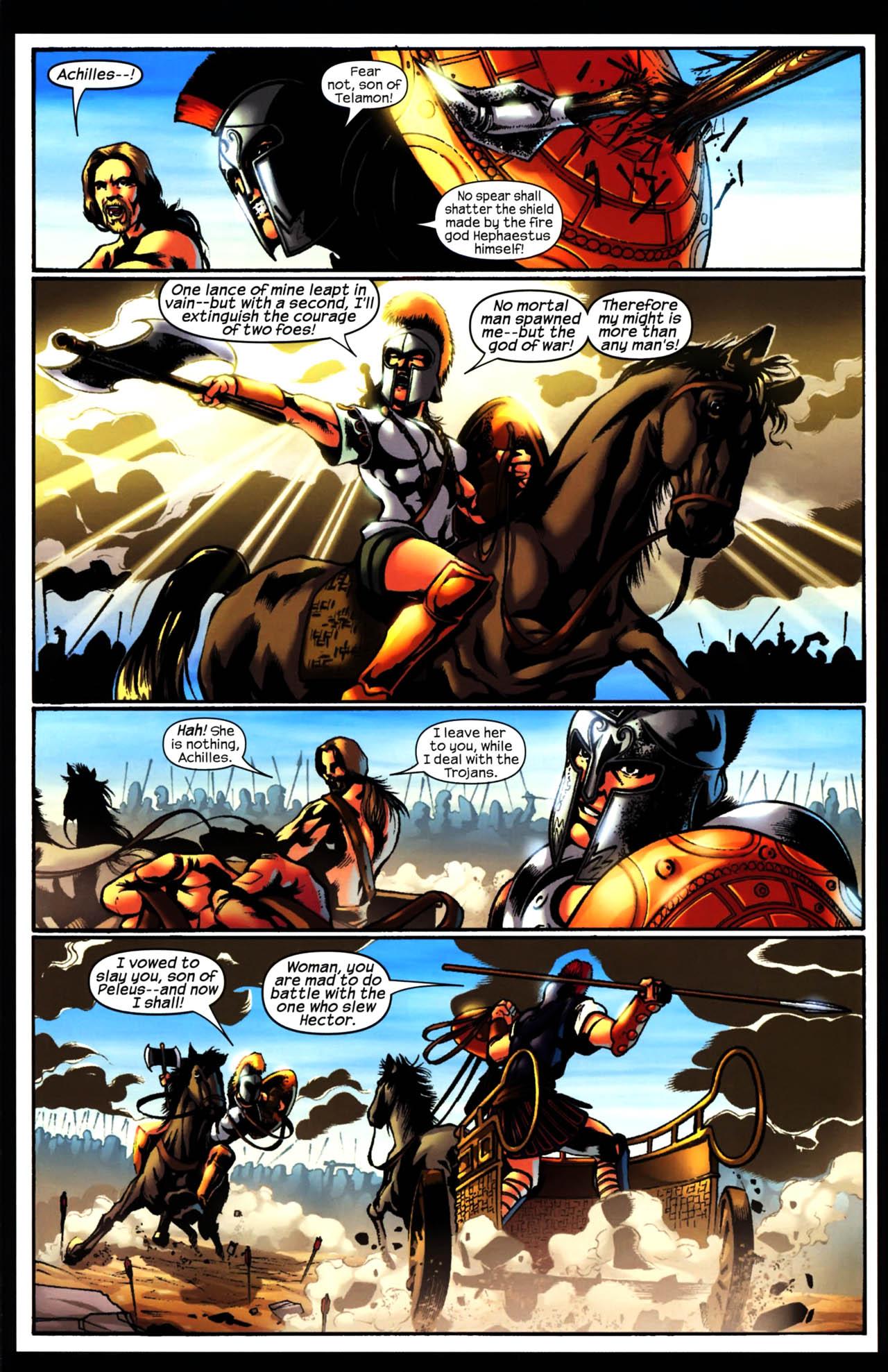 Read online Trojan War comic -  Issue #3 - 12