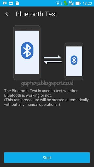 Cara Test Hardware HP Asus Zenfone