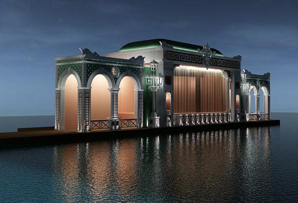 Πρέβεζα: Ξαναστήνεται στην Πρέβεζα η «Όπερα του νερού και του ονείρου»