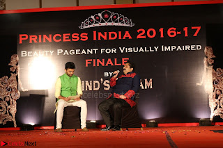 John Aham, Bhagyashree, Subhash Ghai and Amyra Dastur Attends Princess India 2016 17 Part2 058.JPG