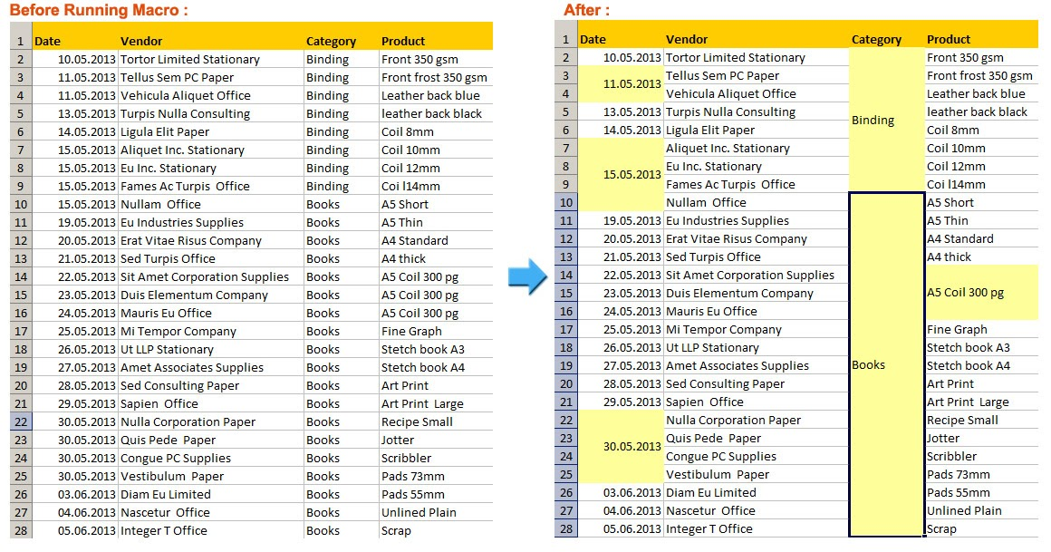 Vba tips excel v - Excel Vba Merge And Center 2 Hints And Tips About