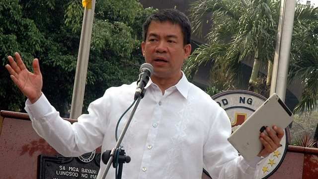 KOKO: TO PUSH CHARTER CHANGE IN 17TH CONGRESS
