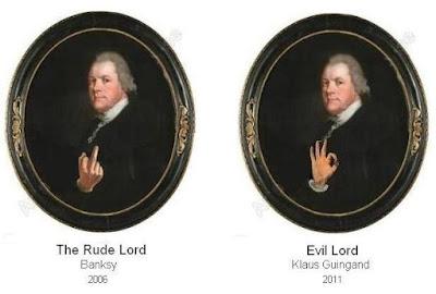 Lord Guingand - Banksy