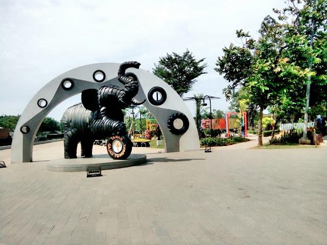 Taman Gajah Tunggal