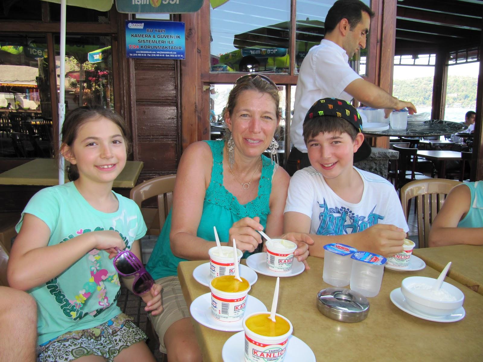 turkish yogurt