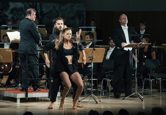 Beethoven: Leonore - Dresden Music Festival - Ivor Bolton, Romain Rios, Maja Blomstrand, Michael Kupfer-Radecky, Dresden Festival Orchestra (photo Oliver Killig)