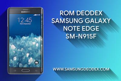 ROM DEODEX SAMSUNG N915F