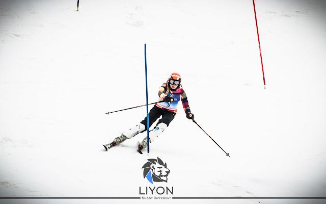 compétition - ski - salom - chamois - orcieres
