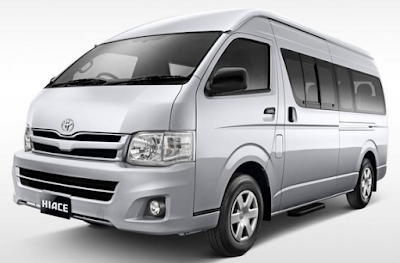 Harga Toyota Hiace Terbaru